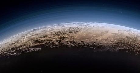 Atmosphere of Pluto 1