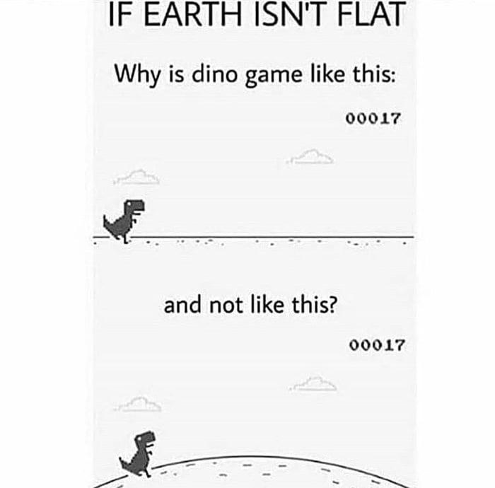 Flat yea
