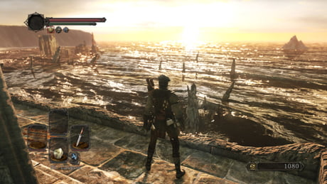 Say What You Want About Dark Souls 2 But Majula Still Takes My Breath Away In 2019 9gag
