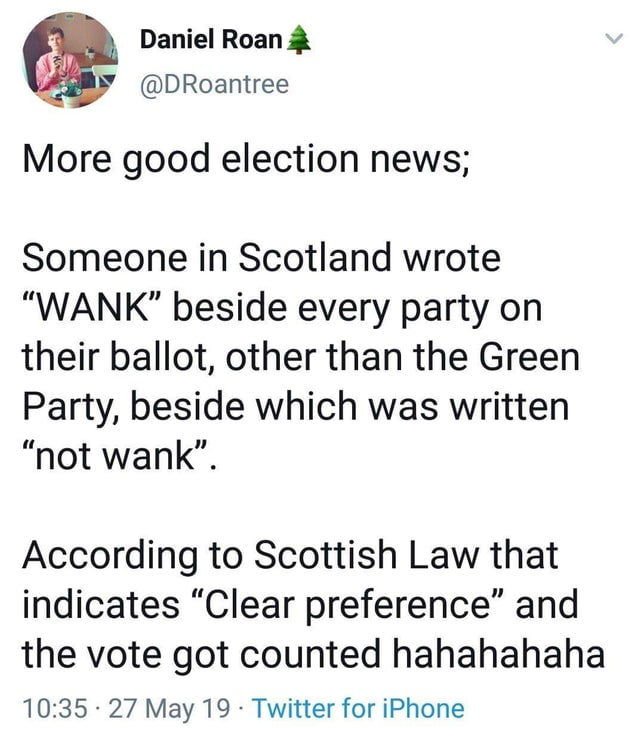 Scottish voters
