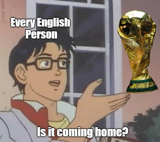 Every English Person right now