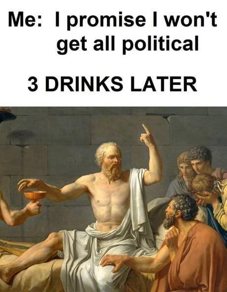 Dammit Socrates