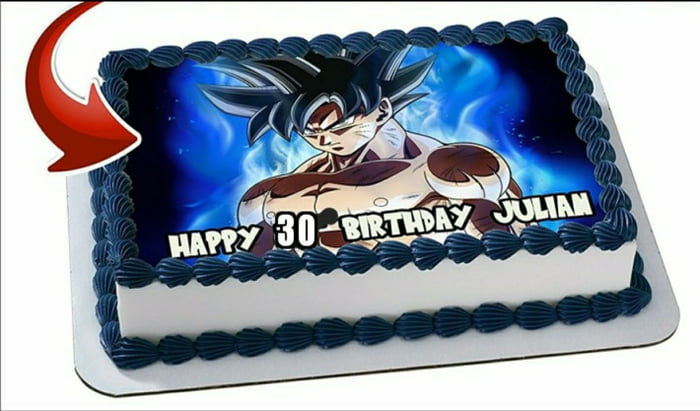 My bday cake for the next 10 years.. or until a newer transformation happens..