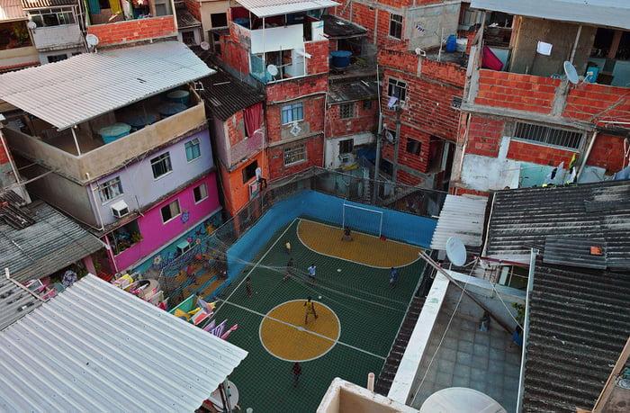 Rio de Janeiro, Brasil | Sumber: 9gag