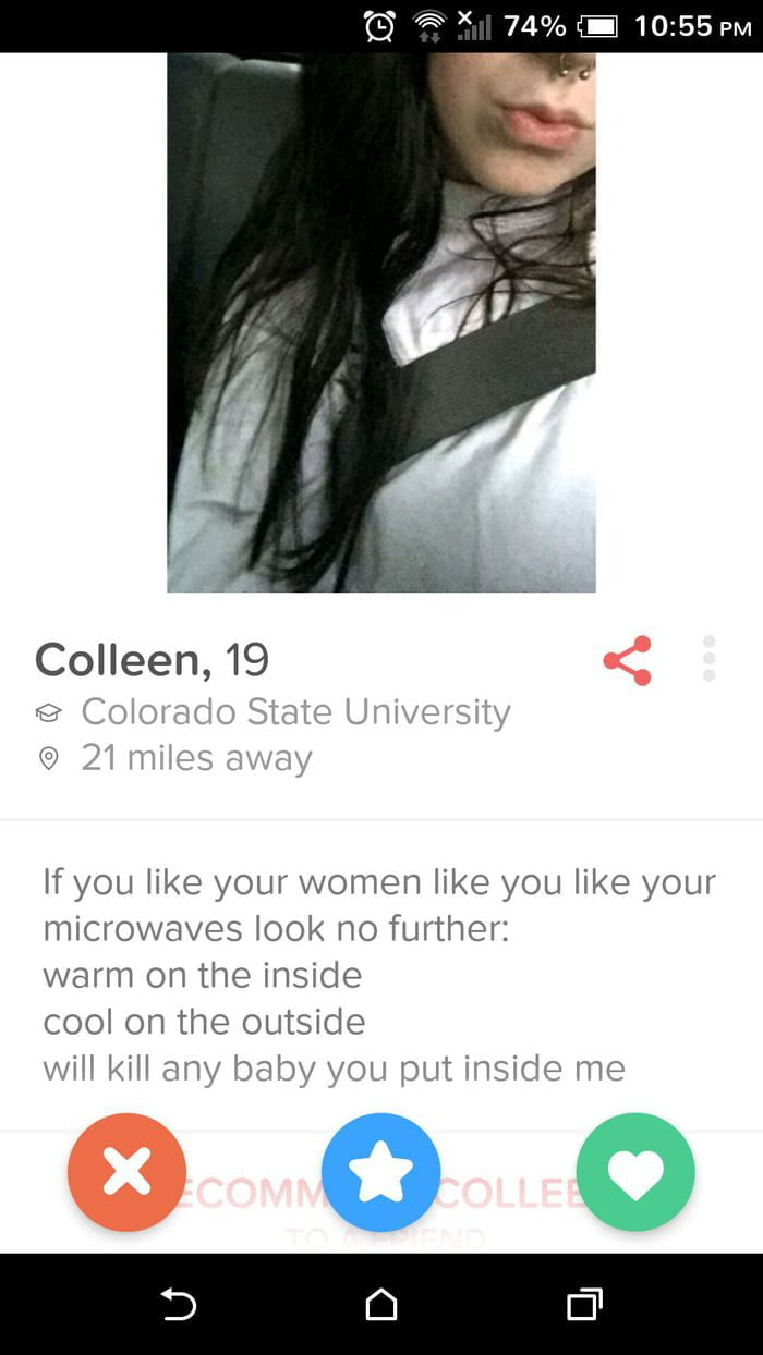 Tinder strikes again