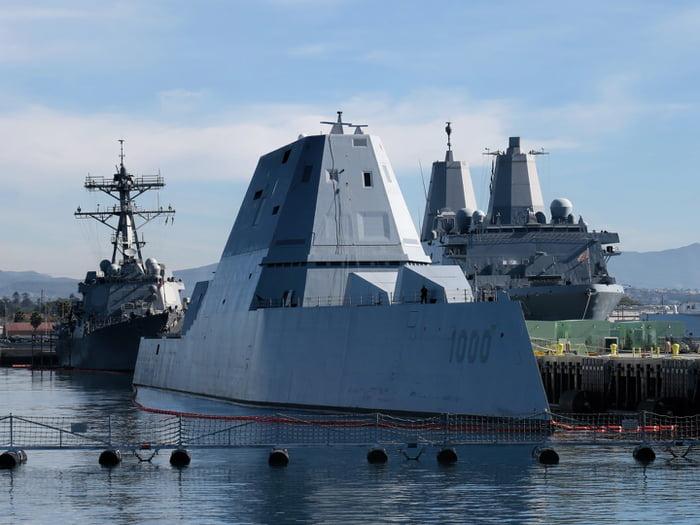 Imagini amuzante si haioase - Three Generations of Warships
