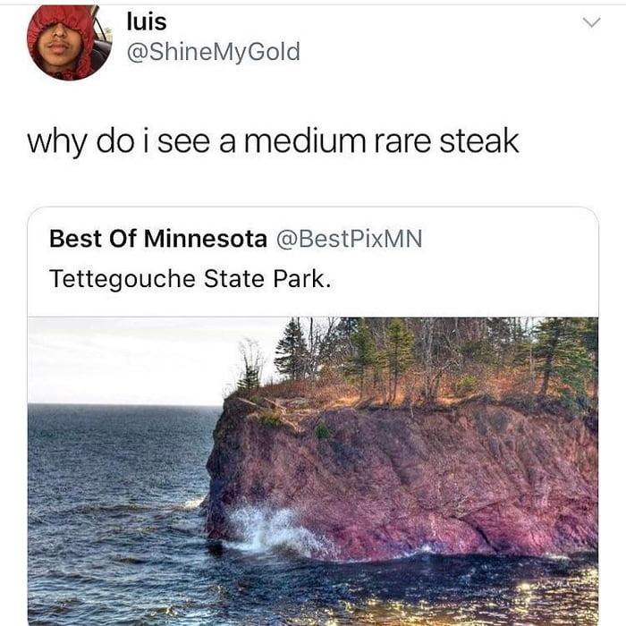 Tettagouche Steak Park