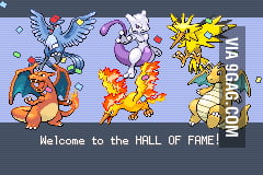 My unbeatable team!