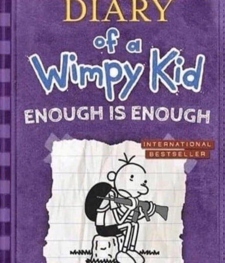 Best 30 Diary Of A Wimpy Kid The Last Straw Fun On 9gag