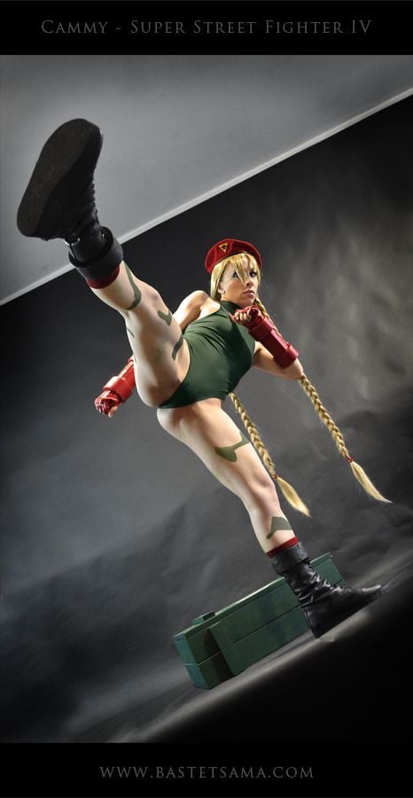 Cammy Cosplay