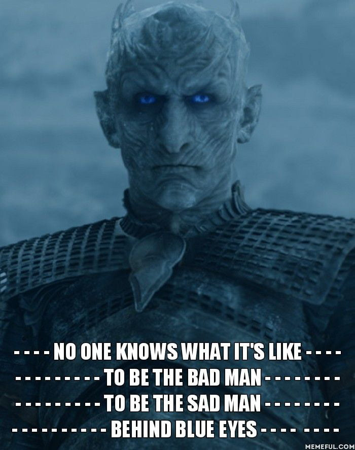 The night kings song